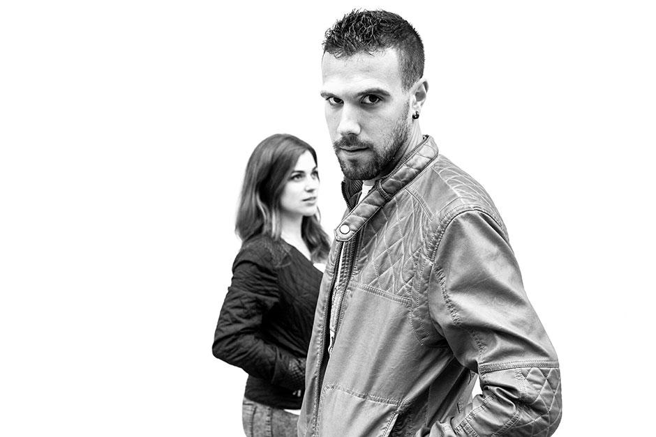 Reportaje de pareja por Barcelona | Andrea&Javi