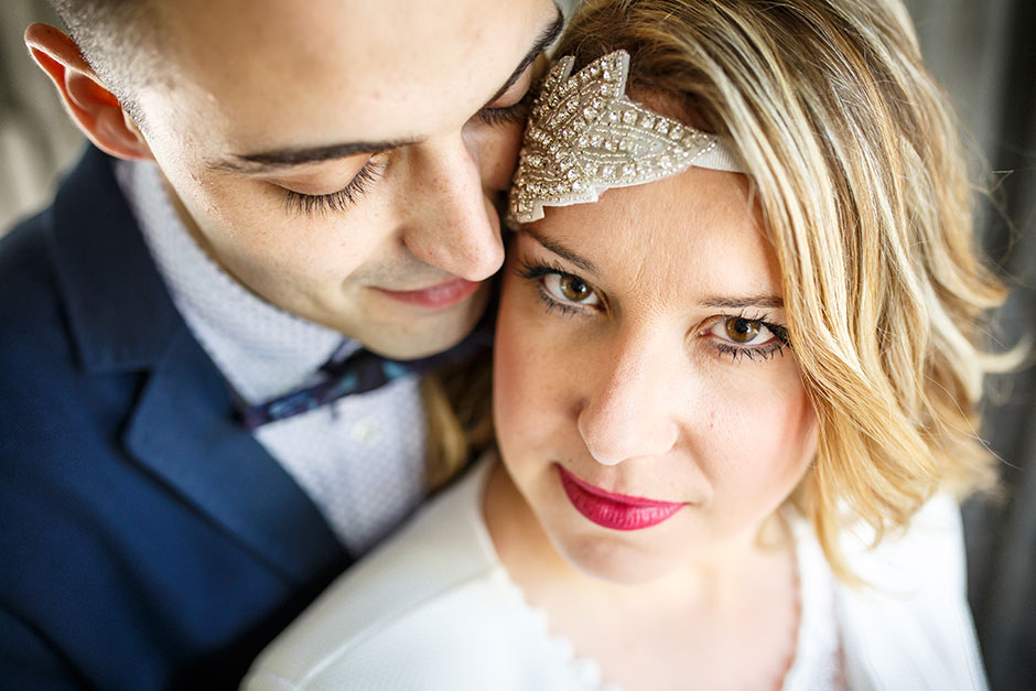 ojos de la novia fotografa de boda en hondarribia