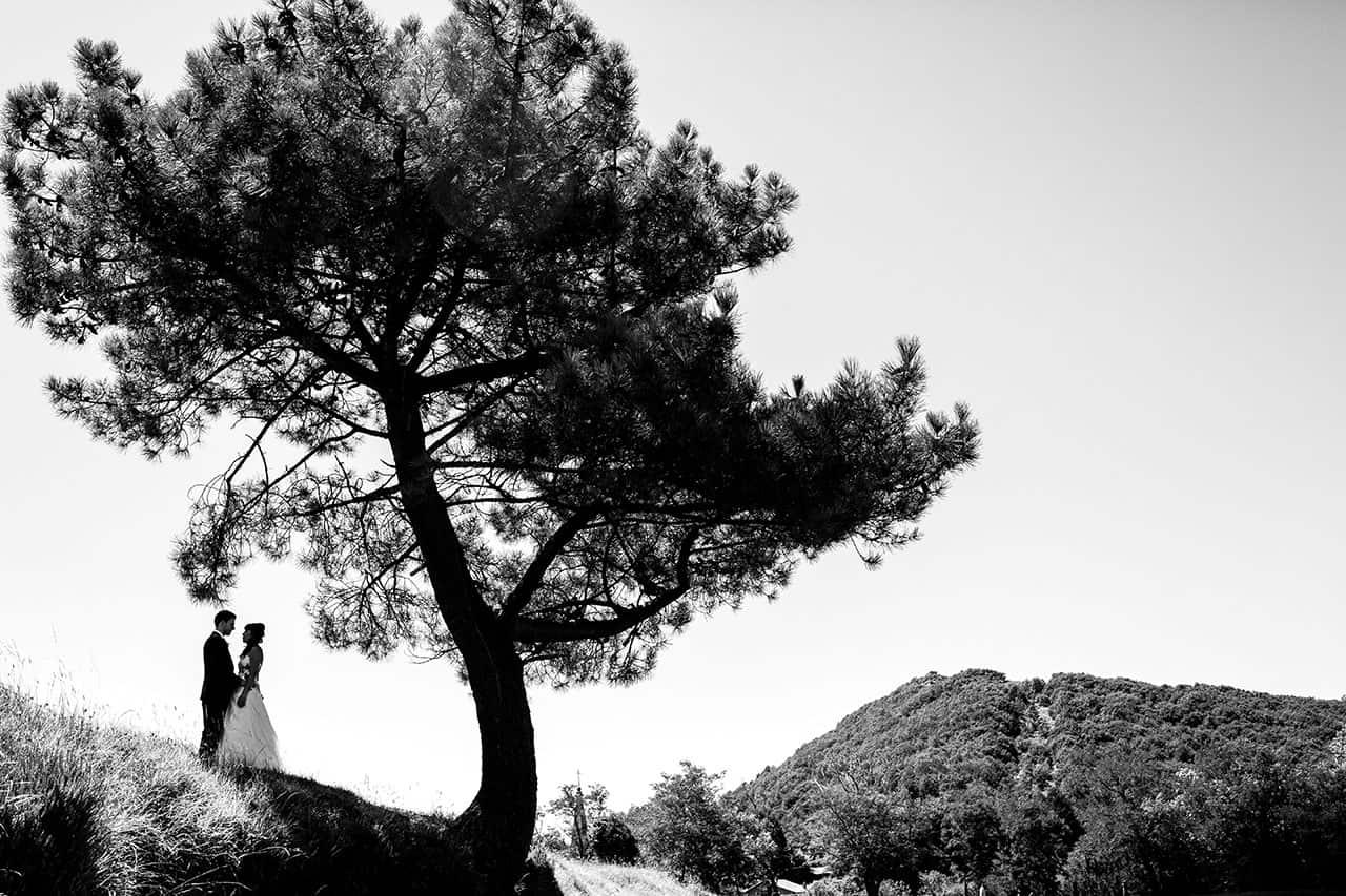 reportaje de fotos de una boda en guadalupe en la campa
