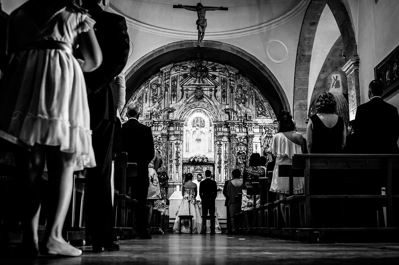 perspectiva de la iglesia desde el suelo guadalupe