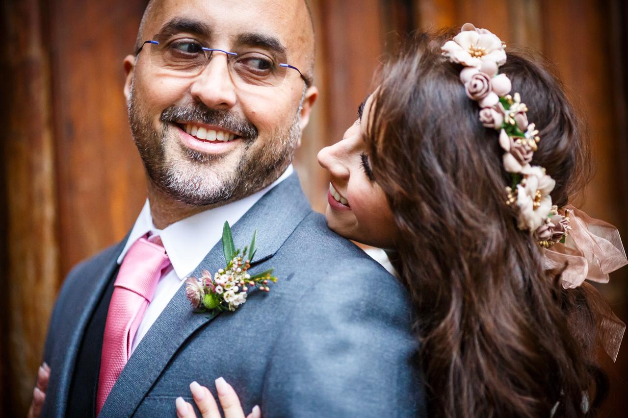 pareja de florida se casa en el hotel maria cristina