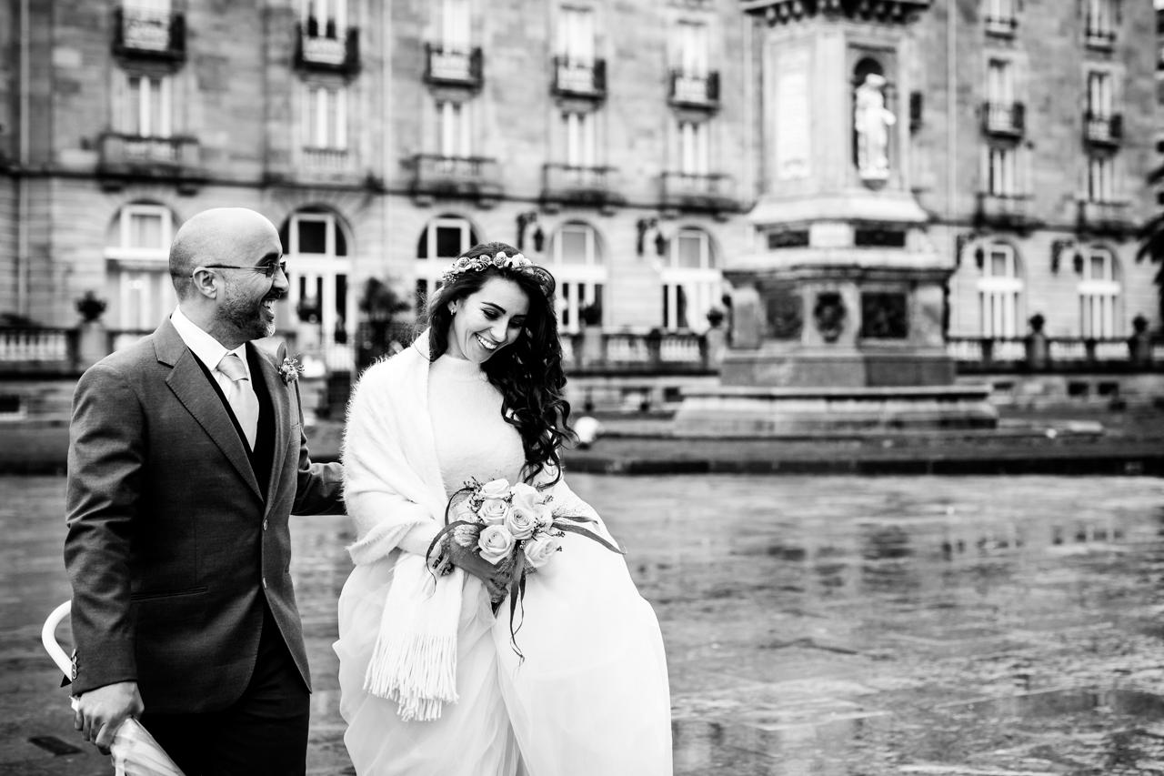 reportaje de boda en un reportaje de boda en el hotel maria cristina