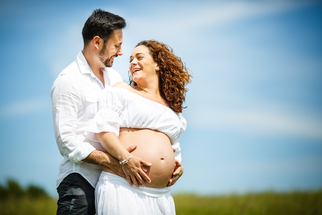 Reportaje de Embarazo | Mara, Raul y Valeria