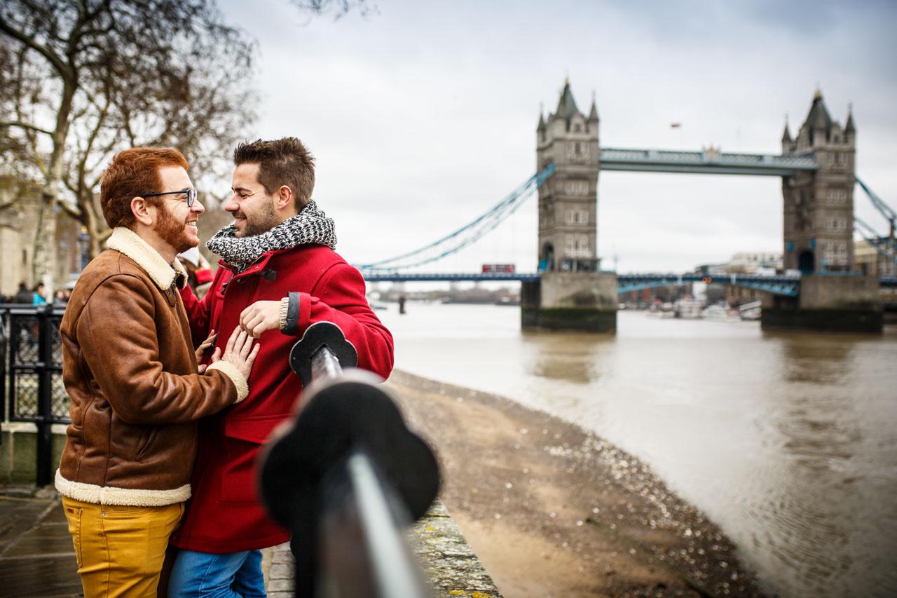 Gorka&Ortzi | Preboda en Londres