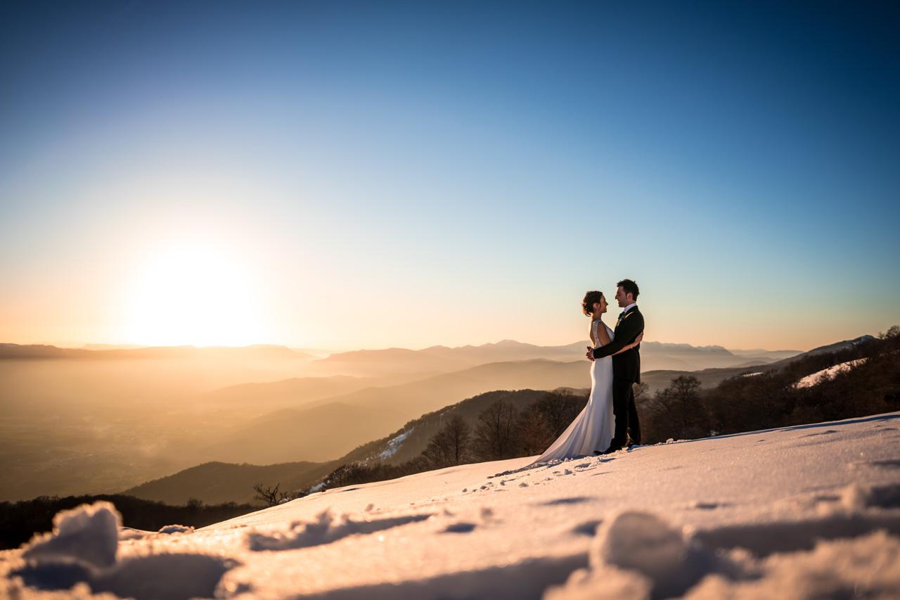 Postboda en la Nieve – Aralar | Jaione&Andoitz